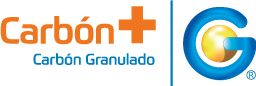logo Logotipo Carbón +